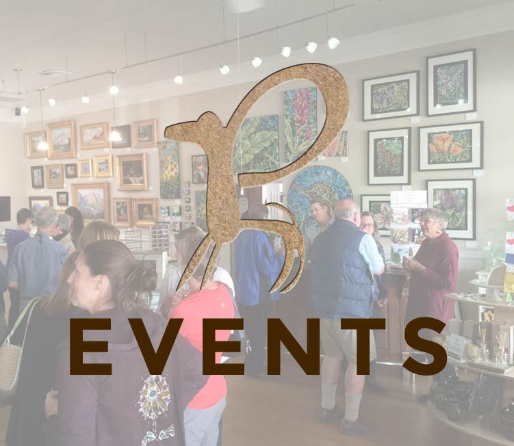 Petroglyphe Gallery Events